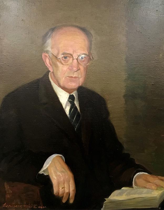 Prof. zw. dr hab. n. med. Brunon Antoni NOWAKOWSKI